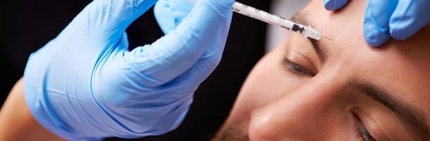 Injection toxine botulique